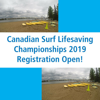 Canadian Surf Lifesaving Championships 2019: News - Lifesaving