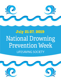National Drowning Prevention Week Reminders!