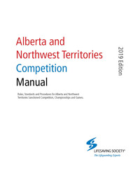 Alberta and Northwest Territories Competition Manual - 2019 Edition