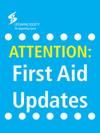 Update to Workplace First Aid Programs