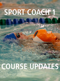 Updated Lifesaving Sport Coach 1 Course