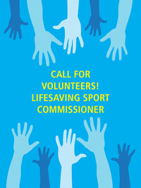 Call for Volunteers: Lifesaving Sport Commissioner